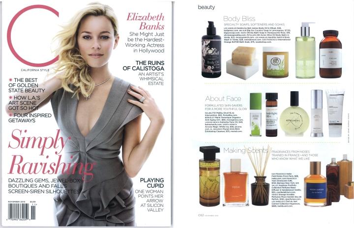 press C magazine